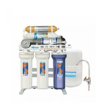 دستگاه تصفیه آب رومکس