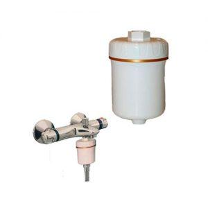 Aquatec bath shower purifier
