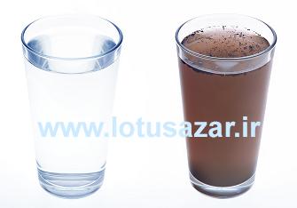 تفاوت آب معمولی با آب تصفیه شده