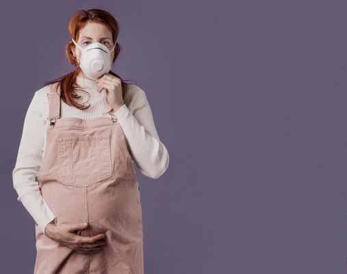 تاثیر آلودگی هوا بر زنان بردار