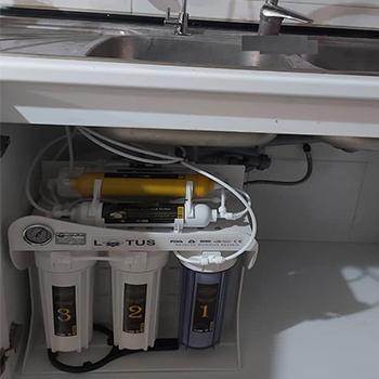 نصب دستگاه تصفیه آب